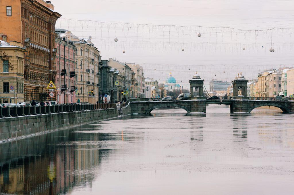 Ваша удачная деловая поездка в Санкт-Петербург