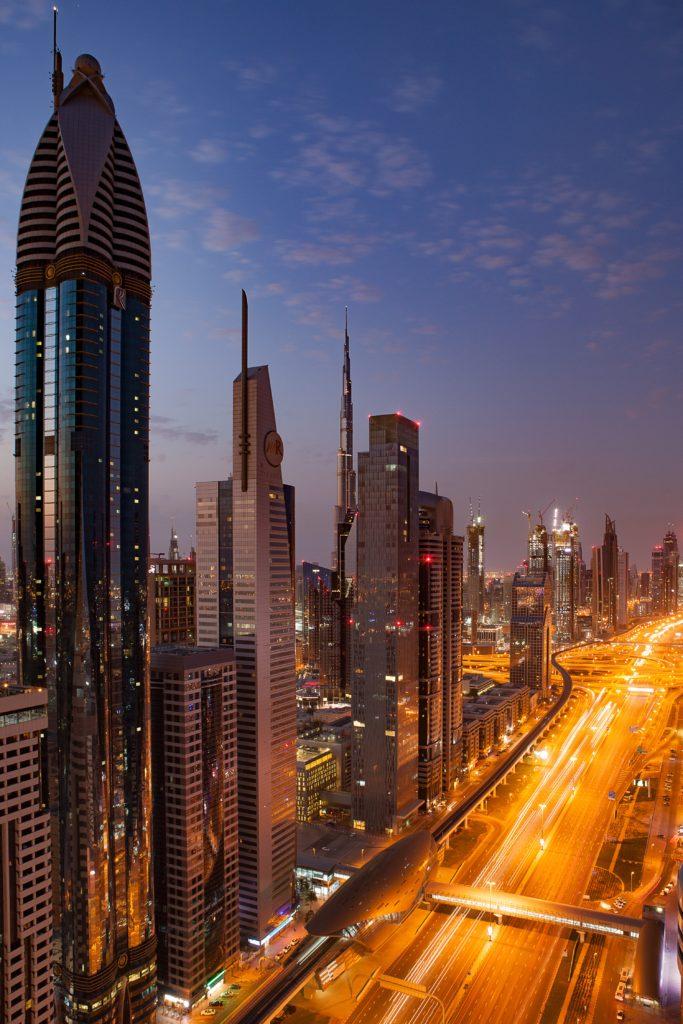 Новый отель в деловом районе Jumeirah Lakes Towers, Дубай
